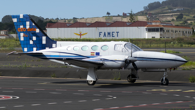 EC-IHY - Cessna 421C Golden Eagle - GEO Data Air