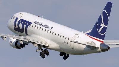 A picture of SPLIA - Embraer E175STD - LOT - © Loredana Cioclei