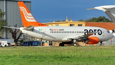 5N-BKR - Boeing 737-522 - Aero Contractors