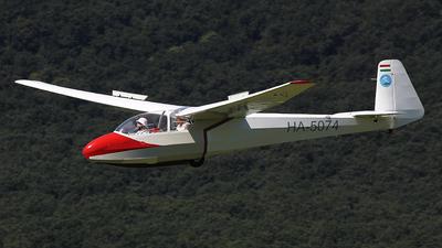HA-5074 - Schleicher Ka-7 Rhönadler - Private