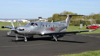 D-FEPG - Pilatus PC-12/47E - Rhein-Mosel-Flug