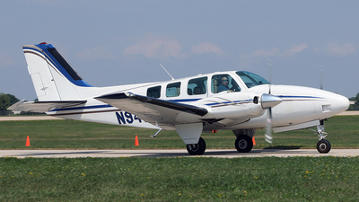 N9403Q - Beechcraft 58 Baron - Private
