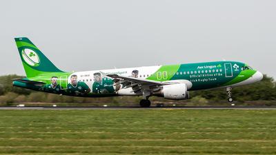 EI-DEO - Airbus A320-214 - Aer Lingus