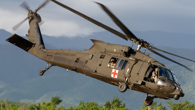 12-20507 - Sikorsky HH-60M Blackhawk - United States - US Army