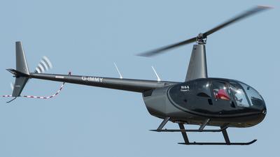 G-IMMY - Robinson R44 Clipper - Private