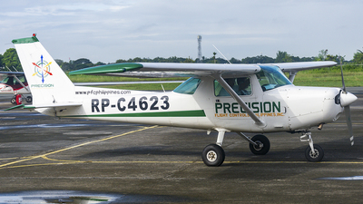 RP-C4623 - Cessna 152 - Precision Flight Controls Philippines