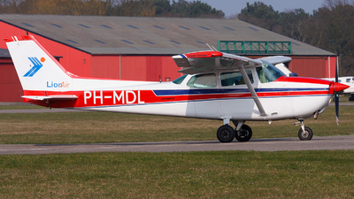 PH-MDL - Reims-Cessna F172M Skyhawk - Lion Air