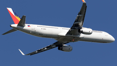 RP-C9929 - Airbus A321-231 - Philippine Airlines