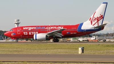 VH-VBC - Boeing 737-7Q8 - Virgin Blue Airlines