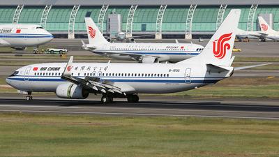 B-1530 - Boeing 737-89L - Air China