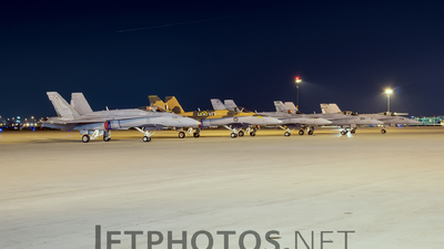 188756 - McDonnell Douglas CF-188 Hornet - Canada - Royal Air Force
