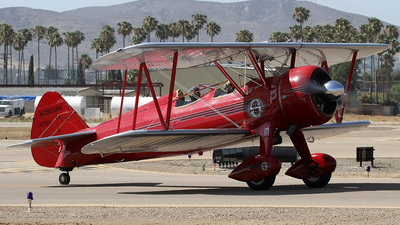 N9039H - Boeing B75N1 Stearman - Private
