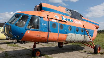 RA-22646 - Mil Mi-8T Hip - Tomsk Avia