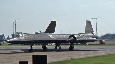61-7974 - Lockheed SR-71A Blackbird - United States - US Air Force (USAF)