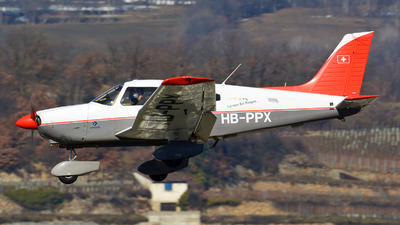 A picture of HBPPX - Piper PA28181 - [2890176] - © Jeremy Denton
