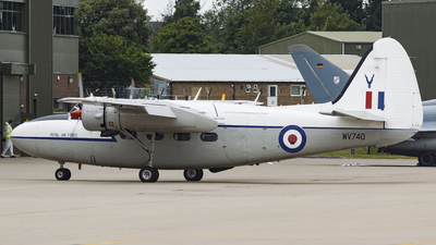 G-BNPH - Percival P-66 Pembroke C.1 - Private