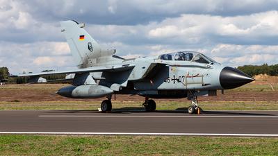 46-07 - Panavia Tornado IDS - Germany - Air Force