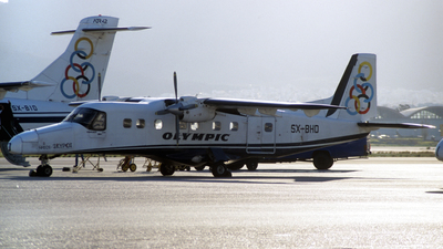 SX-BHD - Dornier Do-228-200 - Olympic Aviation