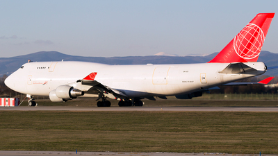 OM-ACB - Boeing 747-433(BDSF) - Air Cargo Global