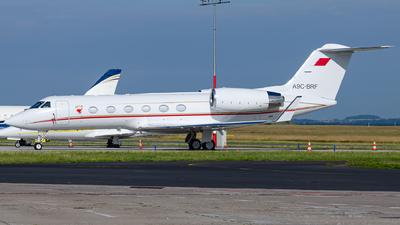 A9C-BRF - Gulfstream G-IV(SP) - Bahrain - Royal Flight