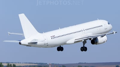 SX-BDT - Airbus A320-214 - Hermes Airlines