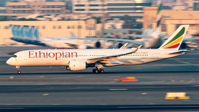 ET-AYB - Airbus A350-941 - Ethiopian Airlines