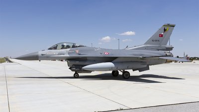 92-0016 - Lockheed Martin F-16CG Fighting Falcon - Turkey - Air Force