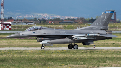 91-0405 - Lockheed Martin F-16CM Fighting Falcon - United States - US Air Force (USAF)