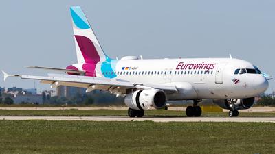 D-AGWN - Airbus A319-132 - Eurowings