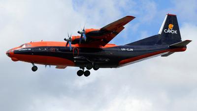 A picture of URCJN - Antonov An12B - Cavok Air - © Daniel Lapierre Forget