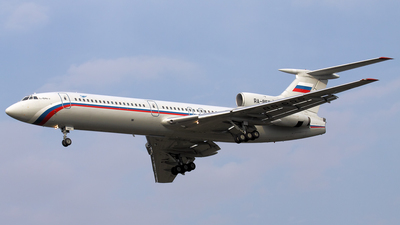 RA-85555 - Tupolev Tu-154B-2 - Russia - Air Force