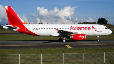 A picture of N493TA - Airbus A320233 - Avianca - © Daniel Rios P