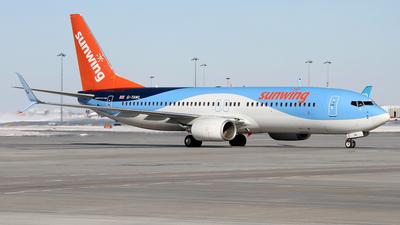 G-TAWL - Boeing 737-8K5 - Sunwing Airlines (TUI)