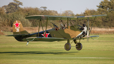 G-BSSY - Polikarpov PO-2 - Private