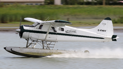 A picture of CFHRT - De Havilland DHC2 Beaver - [1203] - © Sandra