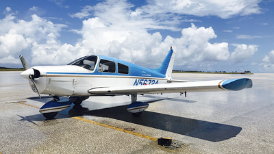 N56724 - Piper PA-28-140 Cherokee - Abelag Aviation