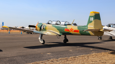 VH-CPX - Nanchang CJ-6A - Private