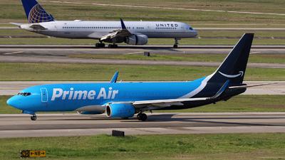 N5237A - Boeing 737-84P(BCF) - Amazon Prime Air (Southern Air)