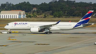 PR-XTL - Airbus A350-941 - LATAM Airlines