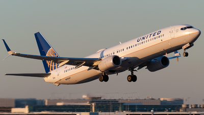 N69847 - Boeing 737-924ER - United Airlines
