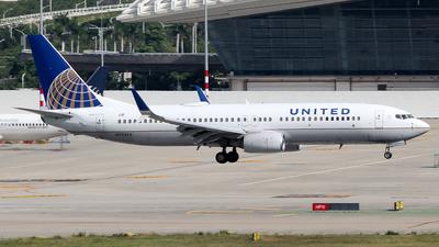 N79279 - Boeing 737-824 - United Airlines