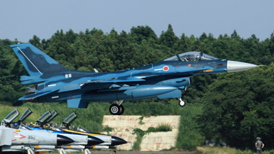 13-8515 - Mitsubishi F-2A - Japan - Air Self Defence Force (JASDF)