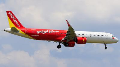 VN-A600 - Airbus A321-271N - VietJet Air
