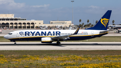 9H-QCJ - Boeing 737-8AS - Ryanair (Malta Air)