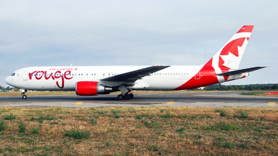 C-GHLK - Boeing 767-35H(ER) - Air Canada Rouge