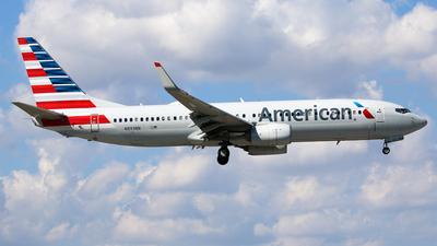 N893NN - Boeing 737-823 - American Airlines