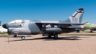 74-1739 - LTV A-7D Corsair II - United States - US Air Force (USAF)