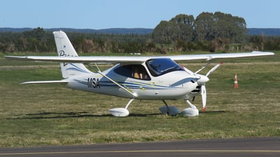 ZK-MSA - Tecnam P2008 - Private