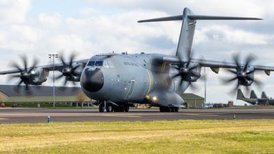 ZM419 - Airbus A400M Atlas C.1 - United Kingdom - Royal Air Force (RAF)
