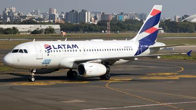 A picture of PTTMA - Airbus A319132 - LATAM Airlines - © Rafael Ferreira